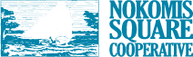 Nokomis Square Cooperative Logo