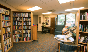 Nokomis Square Library Reading