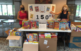 cereal donations